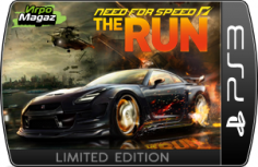 Need for Speed The Run - Limited Edition для PS3