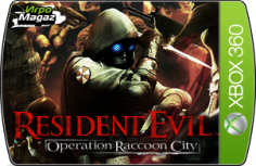 Resident Evil: Operation Raccoon City для Xbox 360